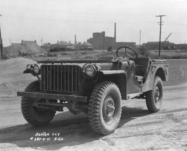 The Jeep Is 75 Years Old And Tougher Than Ever
