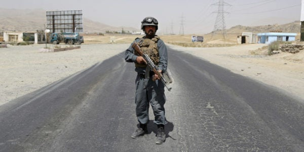 How The Taliban Gained The Upper Hand In A Key Province In Afghanistan