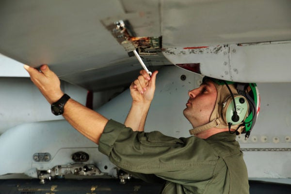 The Military Has A Flight-Readiness Problem That's Not Going Away