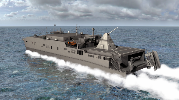 The Navy's electromagnetic railgun may finally see testing on a warship