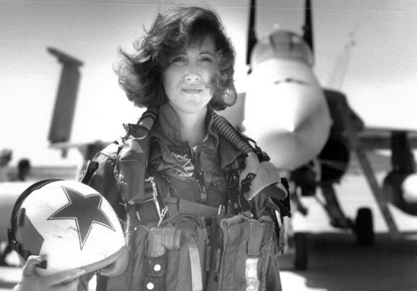 'We couldn't see, we couldn't breathe' — Pathbreaking Navy aviator turned hero pilot reveals close Southwest Flight 1380 came to disaster