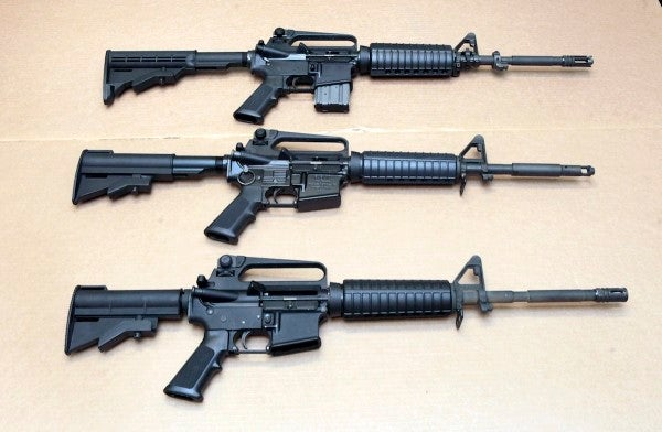 Colt is no longer selling the AR-15 to civilians, but it has nothing to do with gun control
