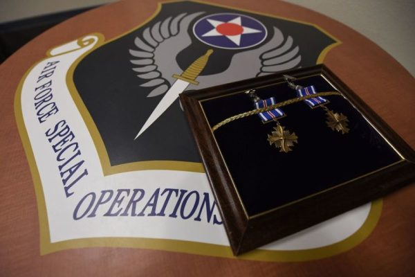 Air Force Special Operators Honored For Airdrop In Afghanistan Under Intense Fire