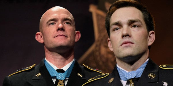 'You know the sacrifice now' — 2 post-9/11 Medal of Honor recipients on the importance of war stories