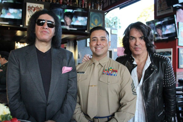 Paul Stanley On Veterans: 'Their Bill Has Already Been Paid In Full'