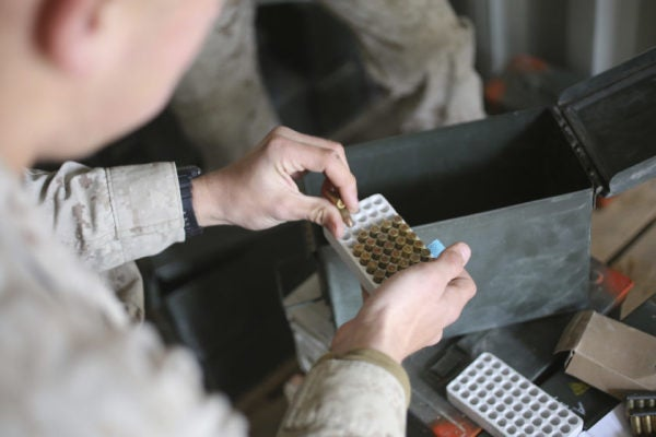 The DoD Has A $700 Million Ammunition Problem In Afghanistan