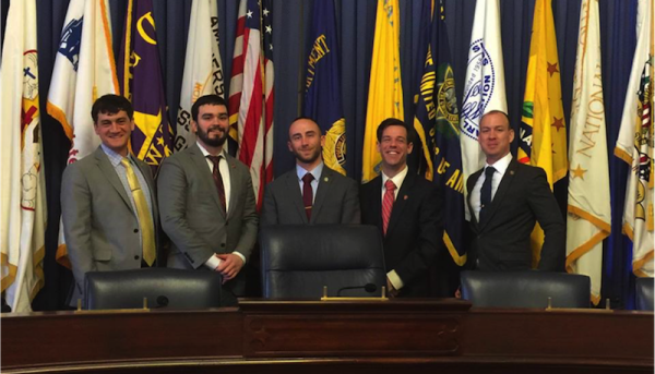 These Vets Stormed The Capitol To Fight For Service Members The Pentagon Left Behind