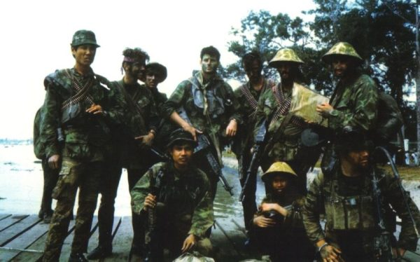 This Retro Video Is The Perfect Tribute To Navy SEALs' Vietnam-Era Weapon of Choice