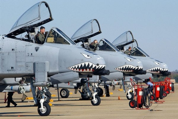7 Stories That Remind Us Why Troops Love The A-10 Warthog