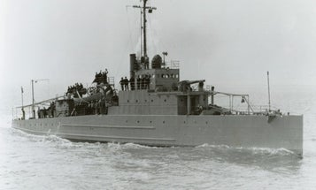 How a meat truck driver and prison guard helped solve one of WWII's most enduring naval mysteries