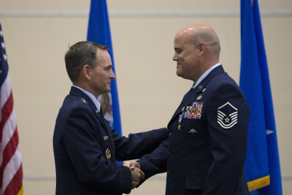 UNSUNG HEROES: The Airman Who Took Control Of Air And Ground Operations Under Enemy Fire