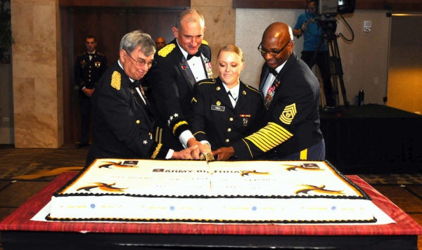 To The Army On Its Birthday: 'It's Not You, It's Me'