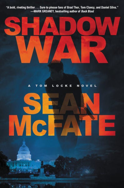 New War Thriller Delves Into Shadowy World Of Mercenaries