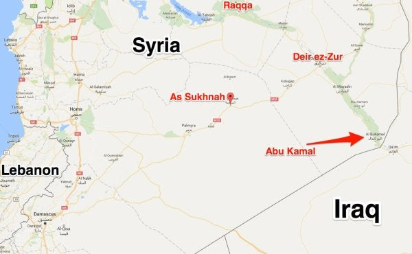 US Aircraft Are Bombarding Stranded ISIS Fighters If They Even Try To Take A Leak