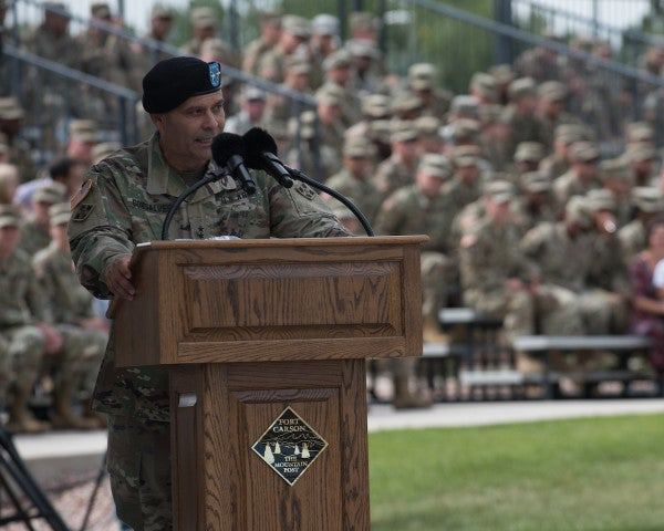 Army General's Promotion Pulled After Calling Congressional Staffer 'Sweetheart'