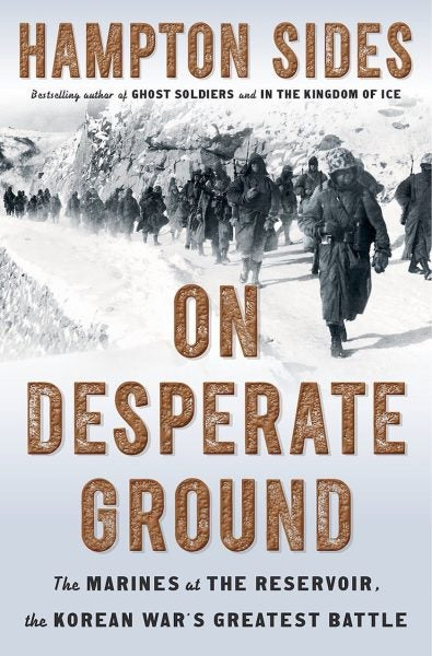 'On Desperate Ground' Explores One Of The Greatest Battles Of The Korean War