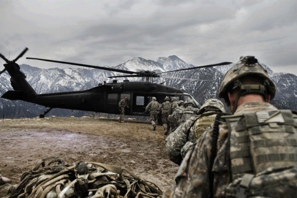 This Might Be The Definitive War Doc About Medics In Afghanistan