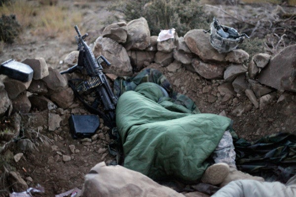 Sleep Disorders Among Troops Are More Damaging Than We Realize