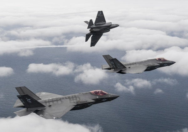Air Force F-35s absolutely wrecked their enemies during a mock air combat exercise, officials say