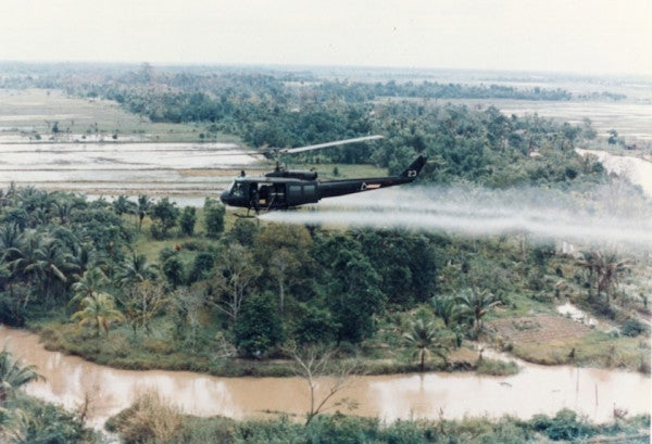 Why Hasn't The Government Learned Anything From The Agent Orange Health Crisis?