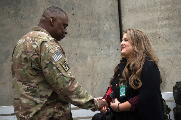 I Made The Journey Home From Afghanistan My Fallen Husband Never Could