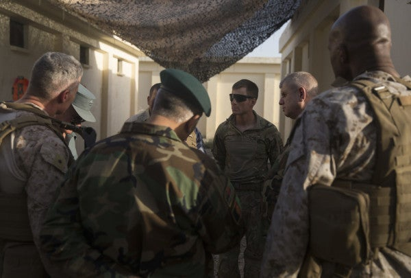 Fort Bragg Troops Look To The Past As They Tackle Ongoing Mission In Afghanistan