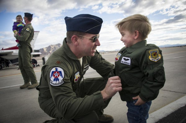 8 Realities Of Being A Military Brat