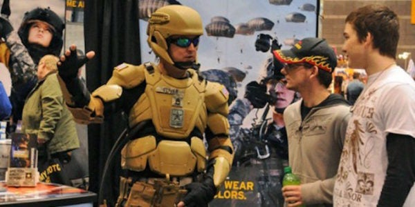 Here's All The Sweet Gear Soldiers Will Rock Downrange In 2018