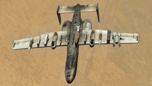 A-10s Warthogs Are Channeling The Punisher In Their Fight Against ISIS