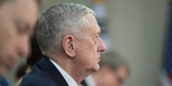 Here's What Mattis Sees As The Biggest Single Problem With Military Leadership In The Information Age