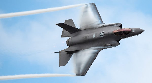 The F-35 has a new problem that won't be easy to solve