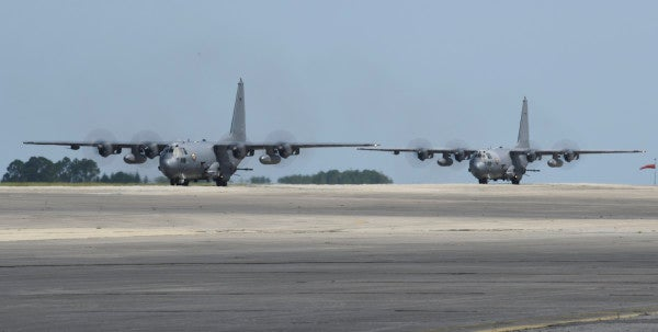 The AC-130U Spooky gunship has completed its final combat deployment