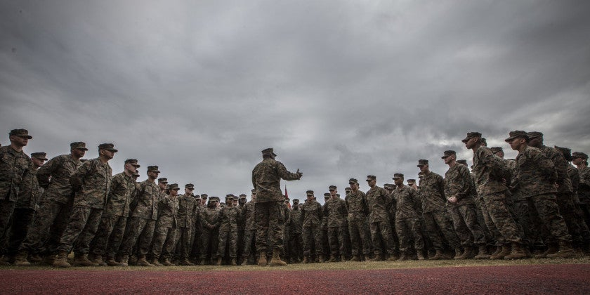 The 5 Worst Marine Corps Bases To Live On