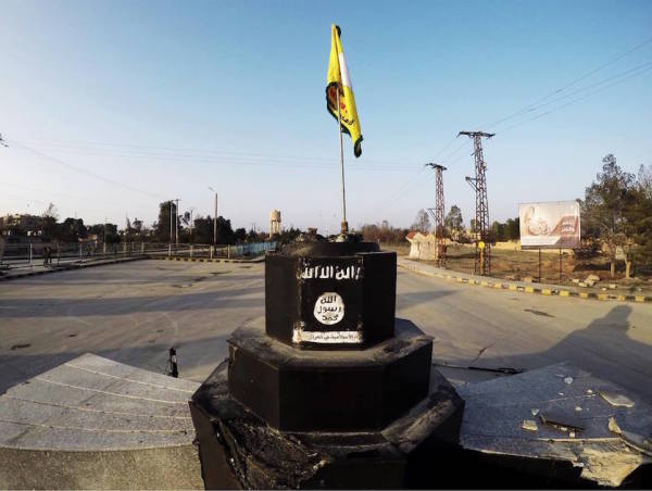 An Inside Look At The Next Stage Of The War Against ISIS