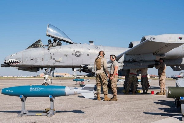 The Air Force wants to get rid of some of its most well-known aircraft. Here's what's on the chopping block
