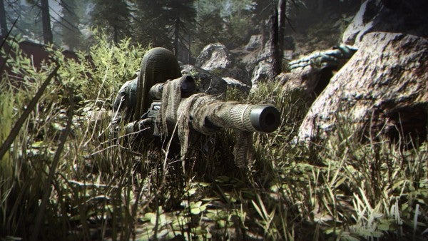 A first look at the 'CoD Modern Warfare' reboot shows juggernaut and ghillie suits return to multiplayer