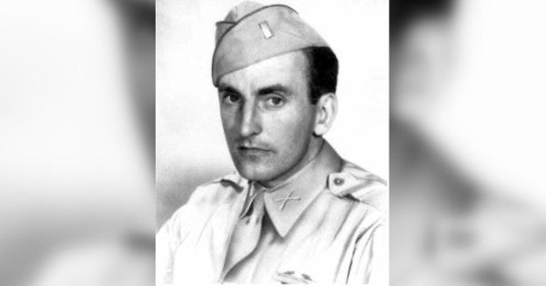 75 years ago, Edward Dahlgren earned the Medal of Honor for 'magnificent courage' in the face of enemy fire
