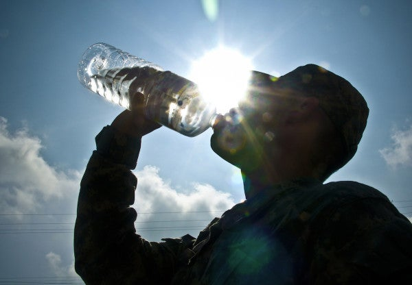 These Are The 10 Worst Military Installations For Heat-Related Illnesses
