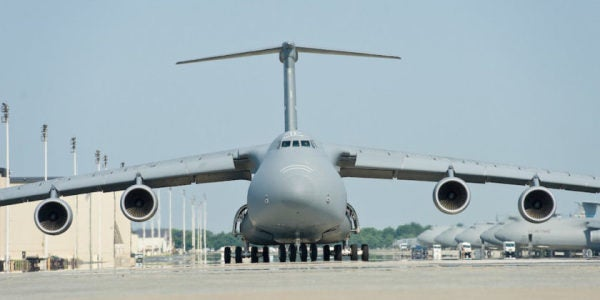 The Air Force's Largest Plane Is Ready Own The Skies For Decades After 17 Years Of Upgrades