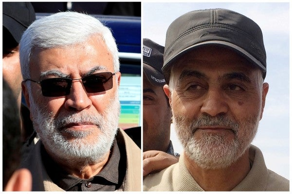 Informants in Iraq and Syria helped the US kill Iranian general Soleimani
