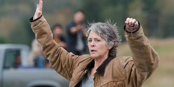 'The Walking Dead' is full of useless idiots, according to a Marine Corps sergeant major