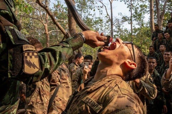 The 19 most badass Army photos from 2019