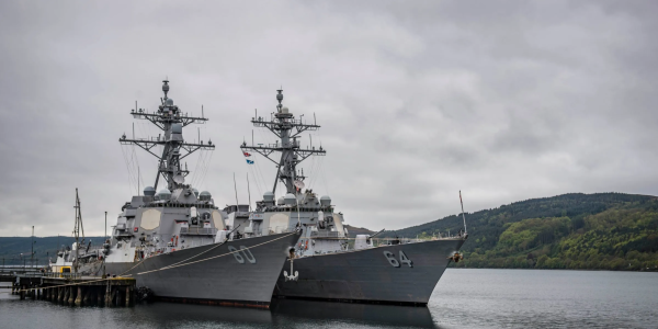 The Navy canceled a routine Black Sea patrol after Trump complained that it was hostile to Russia