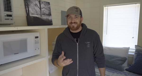 He Built A T-Shirt Empire. Now He's Building A Village For Homeless Vets