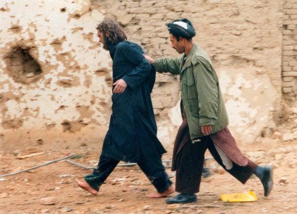 'American Taliban' John Walker Lindh released early from prison