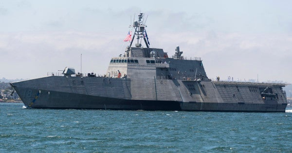 The Navy's 'Little Crappy Ship' is officially a complete failure