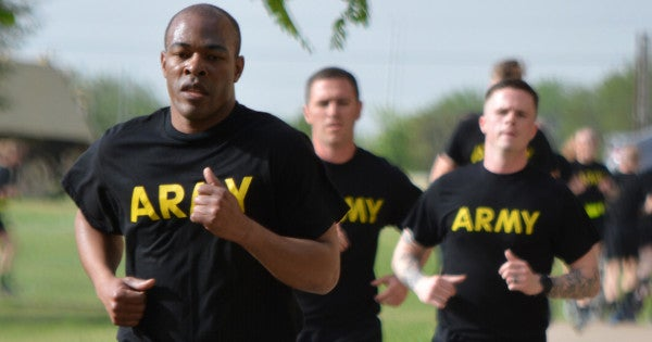 The Army is developing an alternate combat fitness test for soldiers with permanent injuries