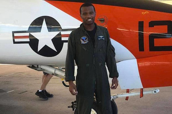 The Navy is changing its pilot call sign approval process after African-American aviators complained of racist designations