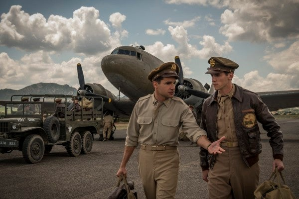 Hulu's 'Catch-22' is the cynical war series we need right now