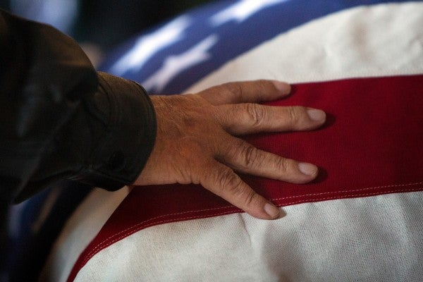 A final battle: Bringing his best friend's remains home from Vietnam